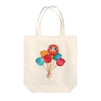 りんご飴です Tote bags