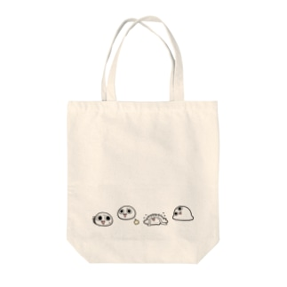 モチゾーズ Tote bags