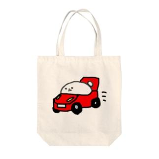 シャリCAR Tote bags