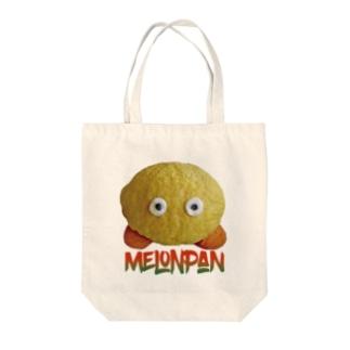 メロンパン? Tote bags