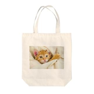 ジェームズ Tote bags
