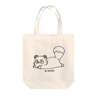 kinuta! Tote bags