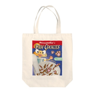 PAW COOKIES (KITCHEN ANIMALS) Tote bags