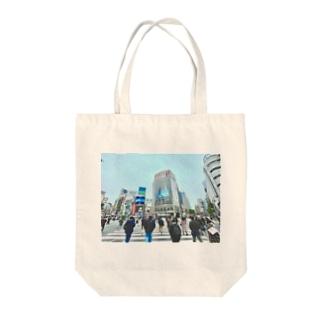 Shibuya#20210111 Tote Bag
