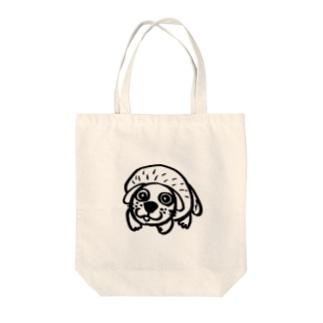すねこすりさん Tote bags