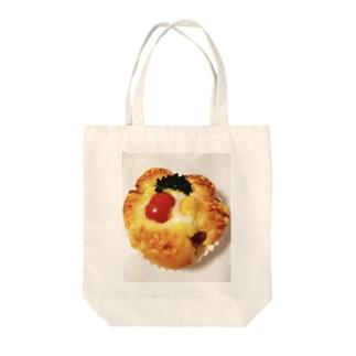 ピクニックパン Tote bags