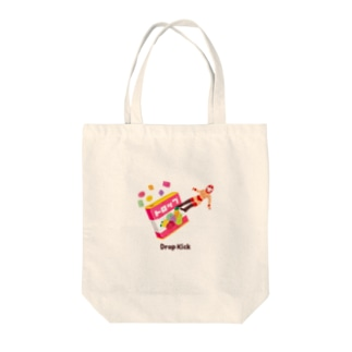 ドロップキックエコバッグ Tote Bag