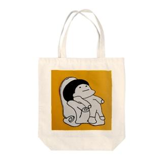 世界の具合 Tote bags