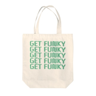 げらふぁんきー Tote bags
