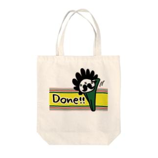 Gajiおじさん【done!!】 Tote bags