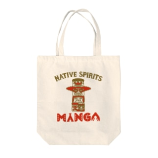 NATIVE MANGA SPRITS あすなろ編 Tote bags