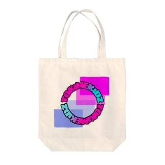 ときめき☆まる Tote bags
