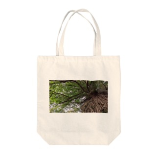 岩と木 Tote bags