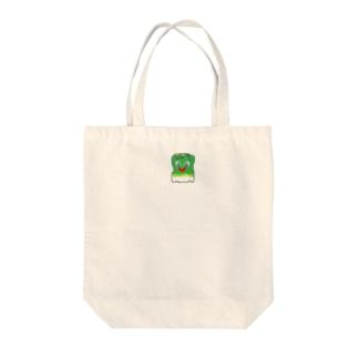 白菜くん Tote bags