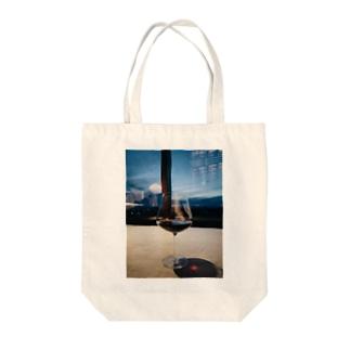 テストの写真 Tote bags