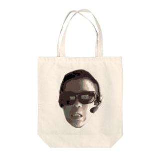 ドット絵無職 Tote bags