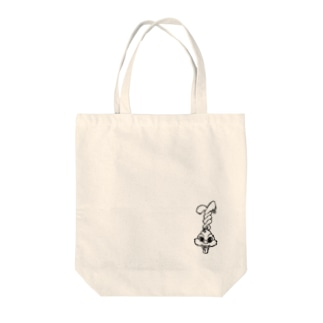 bunny Tote bags