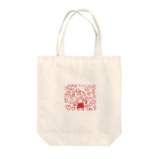 華ちゃん Tote bags