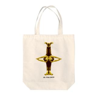 Ma Bhakti Hima Giri先生 黄色 Tote bags