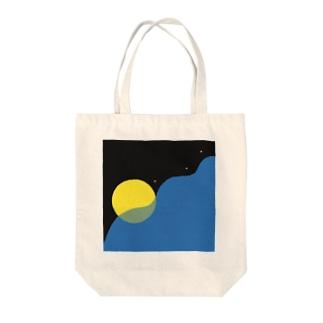 空のおとしもの Tote bags