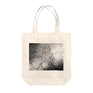 傭兵さん、A Tote bags