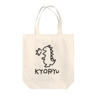 KYORYUくんトートバッグ Tote bags