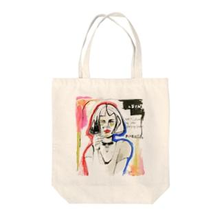 LEON Matilda Tote bags