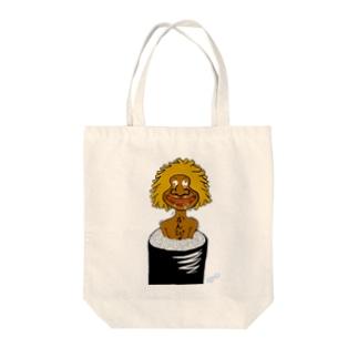 かんぴょう巻き Tote bags