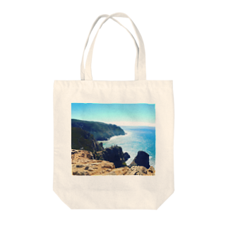 sea_seaのPoint of east Tote bags