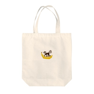 モンキーモンキー Tote bags