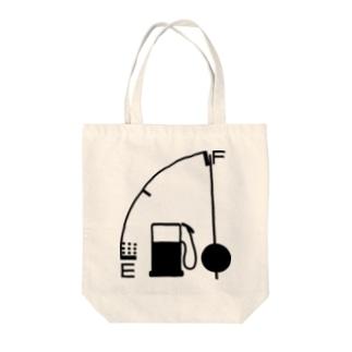 ねんりょうけい Tote bags