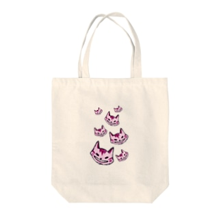 Cheshire Cat Tote bags