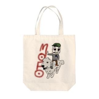 RAF FACEのMOFO PAIR Tote bags