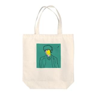 moja Tote bags
