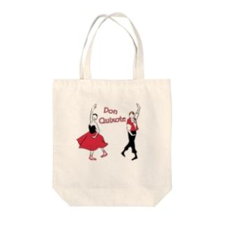 バレエ「ドン・キホーテ」 Tote bags