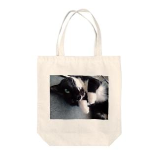 美桜 Tote bags