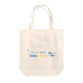 BOOKS Little Bird Tote bags