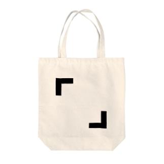 かぎかっこ Tote bags