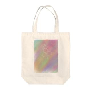 Rock Style Hero Originの世紀末に生き残ったかかし丸 Tote bags