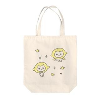 Lemon Cat ねこレモン🍋 Tote bags