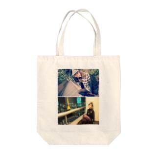 AAA 宇野ちゃん Tote bags