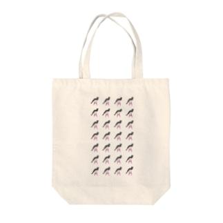 ネコ たくさん Tote bags