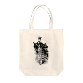 19世紀ファッション・プレート <アンティーク・プリント> Tote bags