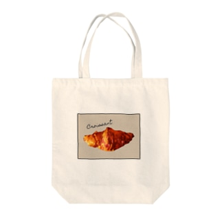 croissant(色付) Tote bags