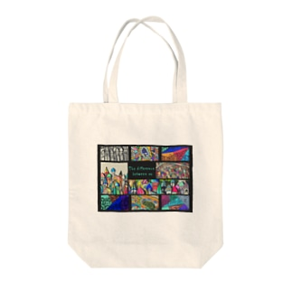 The difference between us Tote bags