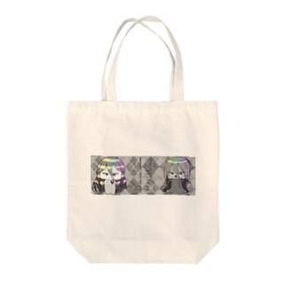 花の名のヒューマノイド (コンバリリア編) Tote bags