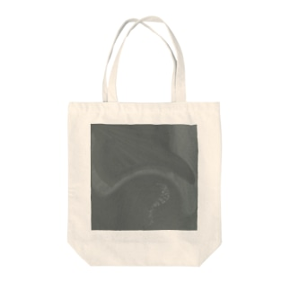 time lag Tote bags