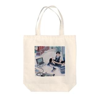 Instrumental Tote bags