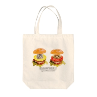 Momo&Ume Tote bags