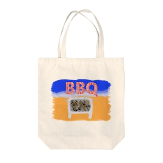 BBQ Tote bags